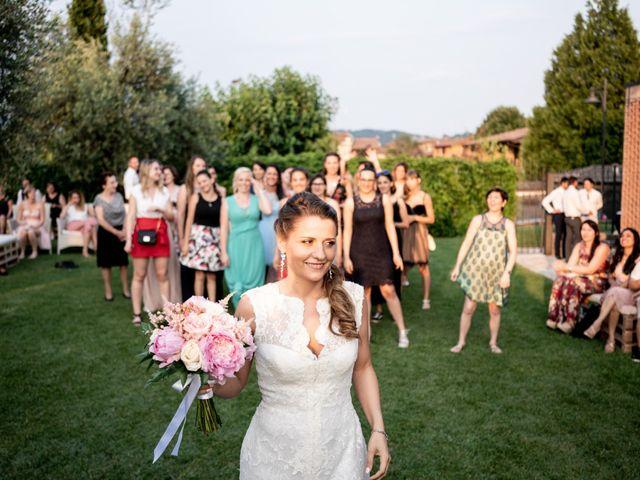 Il matrimonio di Giampiero e Sara a Urgnano, Bergamo 53