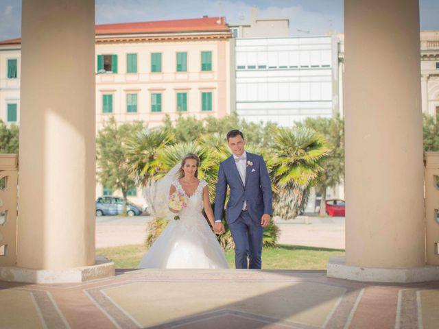 Il matrimonio di Roberto e Debora a Livorno, Livorno 35
