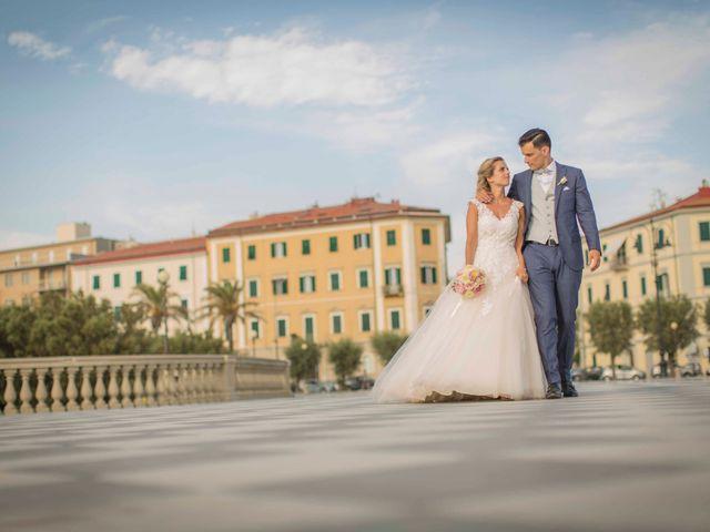 Il matrimonio di Roberto e Debora a Livorno, Livorno 39