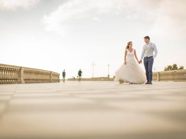 Il matrimonio di Roberto e Debora a Livorno, Livorno 41