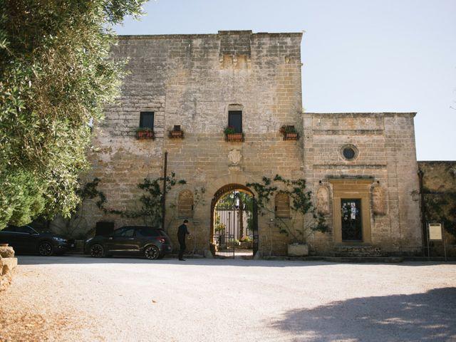 Il matrimonio di Alvaro e Aurelija a Lecce, Lecce 1