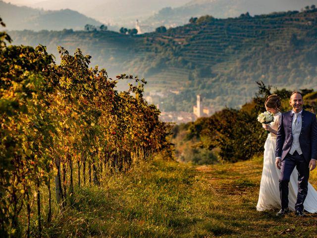 Le nozze di Sabrina e Enrico
