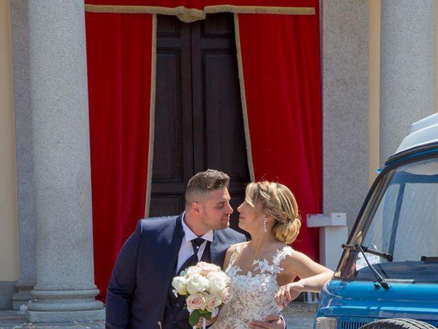 Il matrimonio di Luca e Sara a Annone di Brianza, Lecco 3