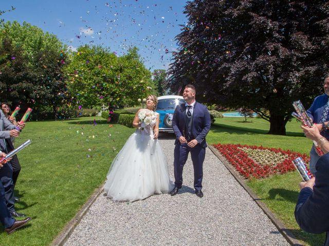 Il matrimonio di Luca e Sara a Annone di Brianza, Lecco 2