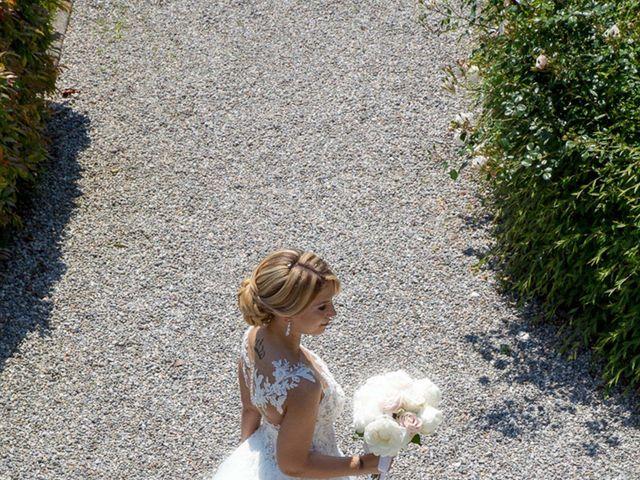 Il matrimonio di Luca e Sara a Annone di Brianza, Lecco 8