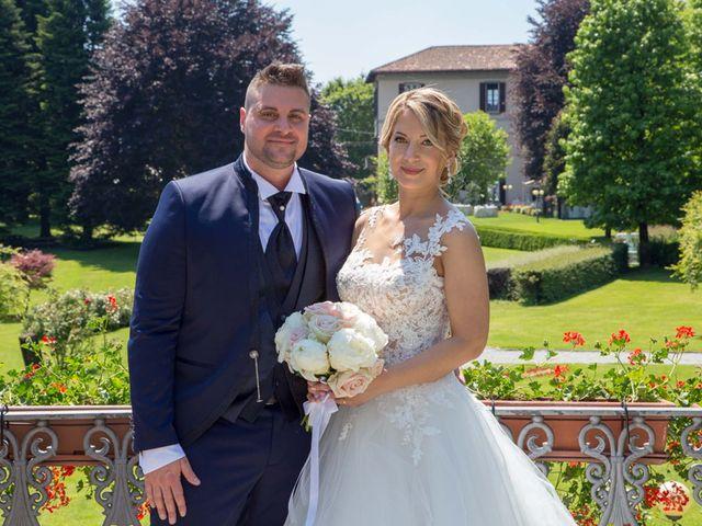 Il matrimonio di Luca e Sara a Annone di Brianza, Lecco 9