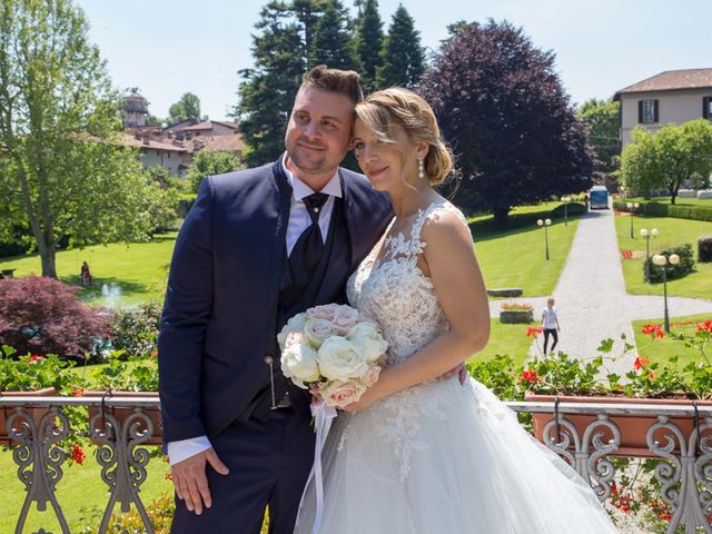 Il matrimonio di Luca e Sara a Annone di Brianza, Lecco 10