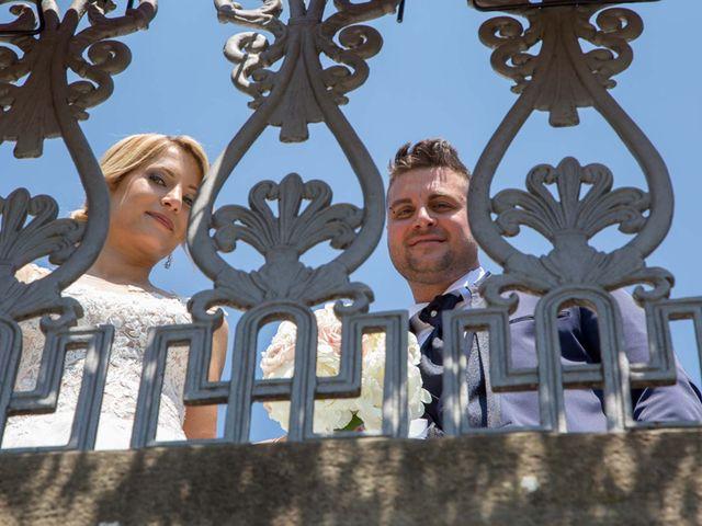 Il matrimonio di Luca e Sara a Annone di Brianza, Lecco 11