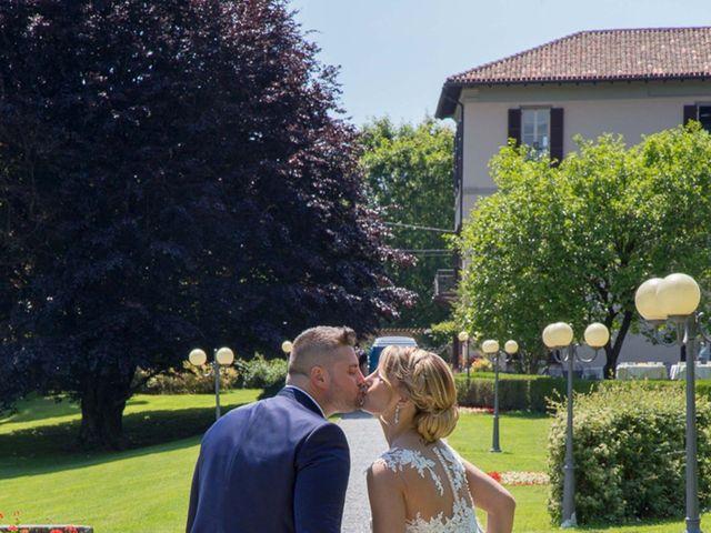 Il matrimonio di Luca e Sara a Annone di Brianza, Lecco 12