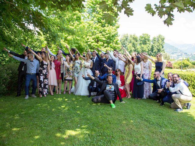 Il matrimonio di Luca e Sara a Annone di Brianza, Lecco 13