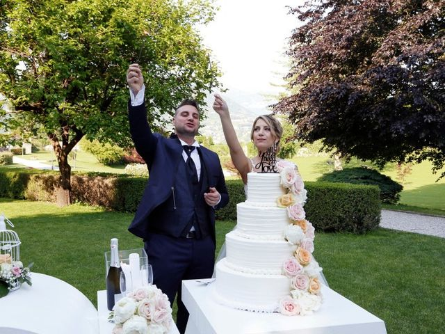Il matrimonio di Luca e Sara a Annone di Brianza, Lecco 16