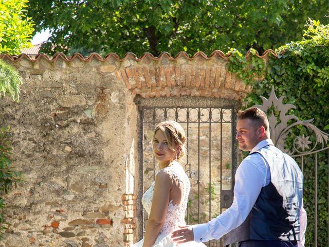 Il matrimonio di Luca e Sara a Annone di Brianza, Lecco 19