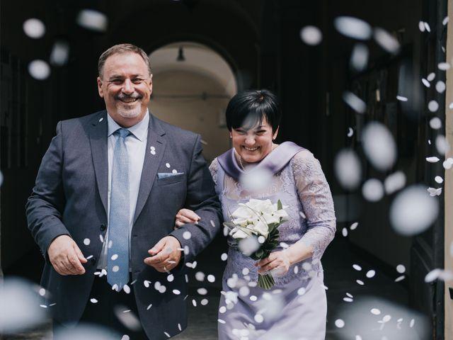 Le nozze di Susi e Daniele