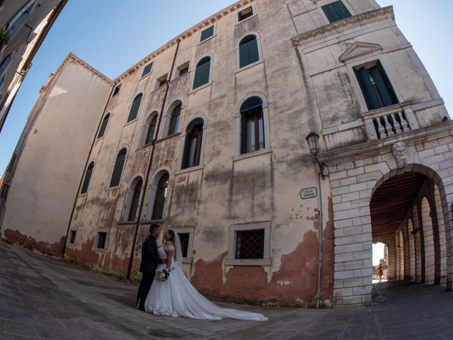 Il matrimonio di Salvatore e Anna a Chioggia, Venezia 11
