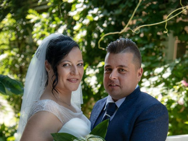 Il matrimonio di Alessio e Veronica  a Latina, Latina 5