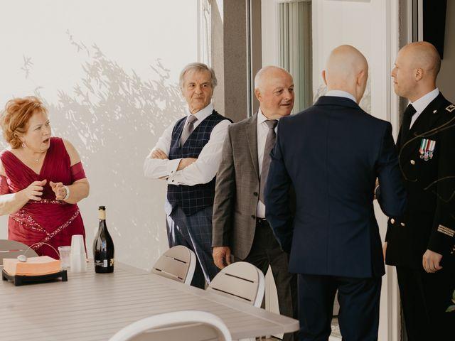 Il matrimonio di Marino e Chantal a Torre di Mosto, Venezia 7