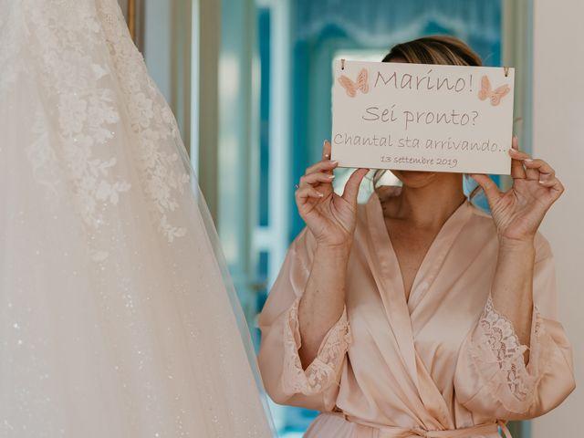 Il matrimonio di Marino e Chantal a Torre di Mosto, Venezia 15