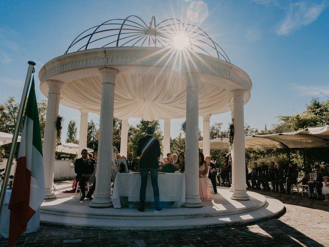Il matrimonio di Marino e Chantal a Torre di Mosto, Venezia 32