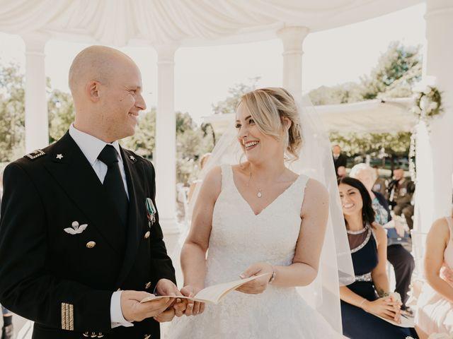 Il matrimonio di Marino e Chantal a Torre di Mosto, Venezia 34