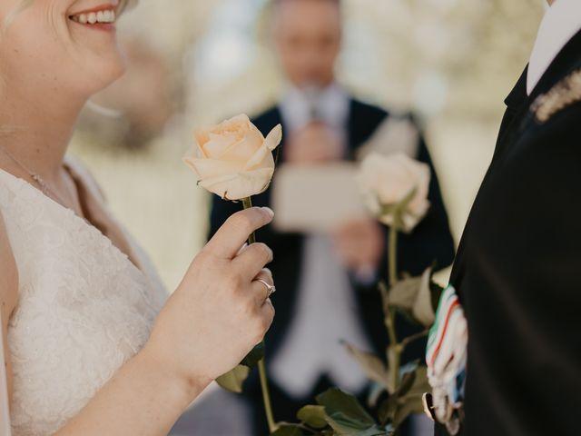 Il matrimonio di Marino e Chantal a Torre di Mosto, Venezia 38