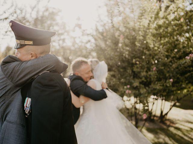 Il matrimonio di Marino e Chantal a Torre di Mosto, Venezia 40