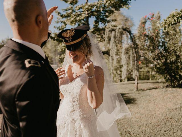 Il matrimonio di Marino e Chantal a Torre di Mosto, Venezia 43