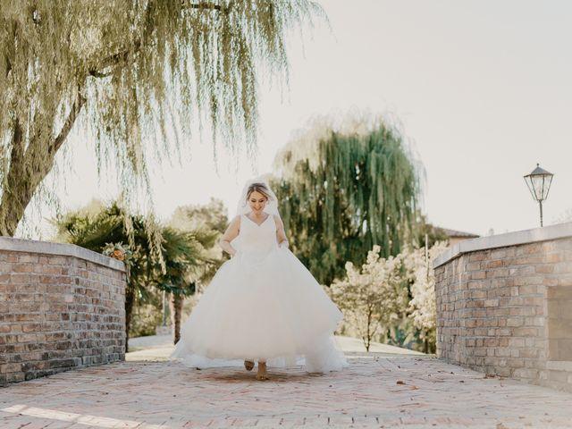 Il matrimonio di Marino e Chantal a Torre di Mosto, Venezia 47