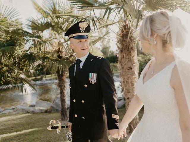 Il matrimonio di Marino e Chantal a Torre di Mosto, Venezia 48