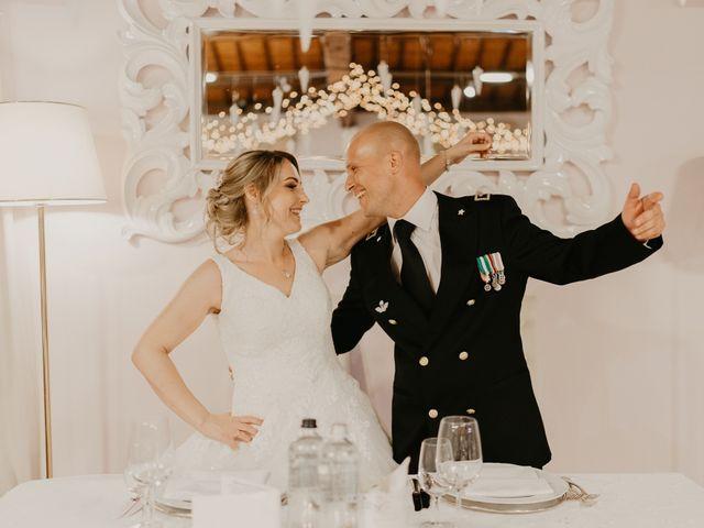 Il matrimonio di Marino e Chantal a Torre di Mosto, Venezia 60