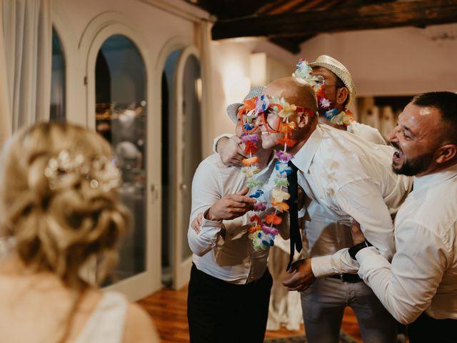Il matrimonio di Marino e Chantal a Torre di Mosto, Venezia 64