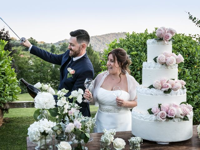 Le nozze di Gaia e Luca