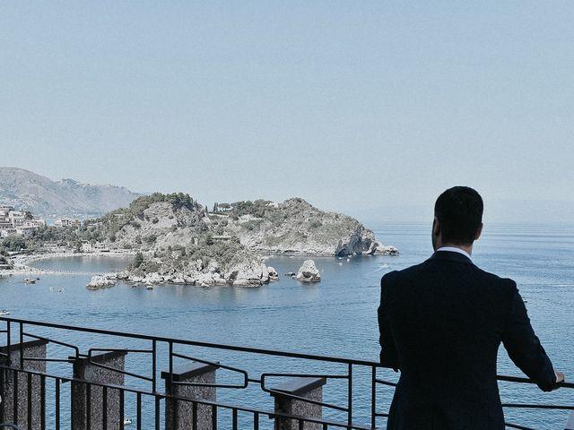 Il matrimonio di Rosario e Marika a Taormina, Messina 6