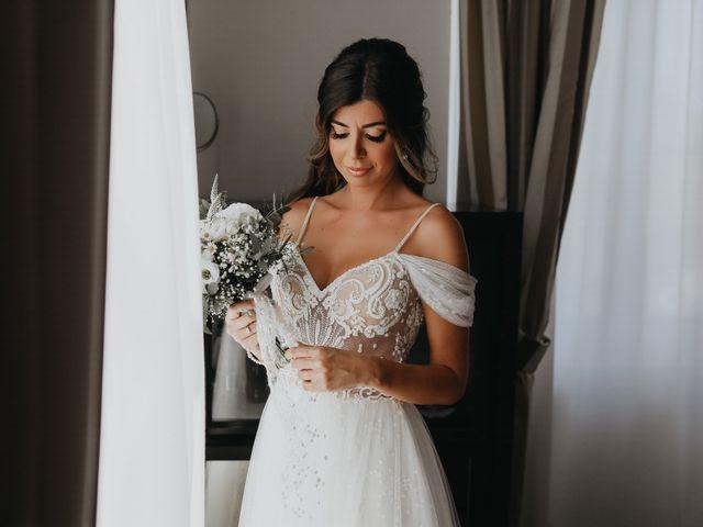Il matrimonio di Rosario e Marika a Taormina, Messina 19