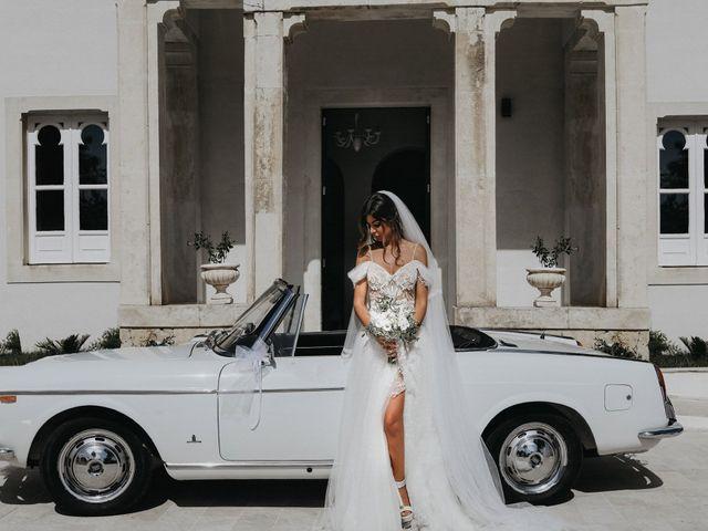 Il matrimonio di Rosario e Marika a Taormina, Messina 22