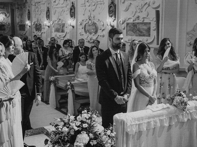 Il matrimonio di Rosario e Marika a Taormina, Messina 26