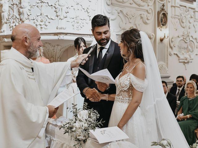Il matrimonio di Rosario e Marika a Taormina, Messina 28