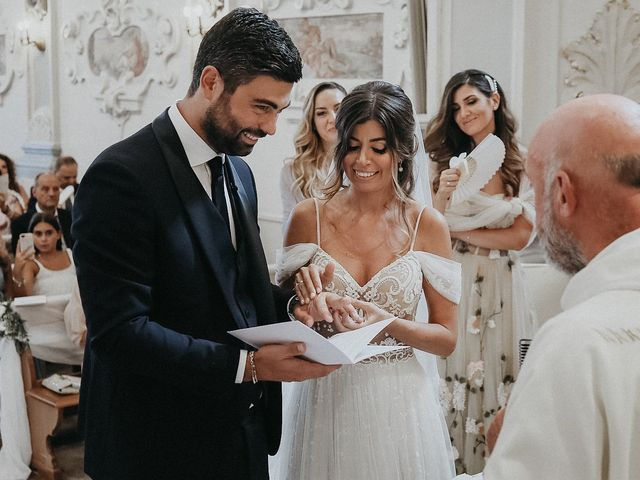 Il matrimonio di Rosario e Marika a Taormina, Messina 29