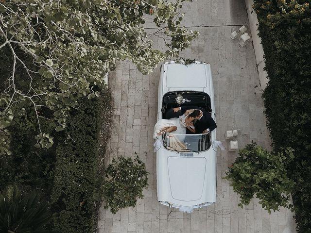 Il matrimonio di Rosario e Marika a Taormina, Messina 33