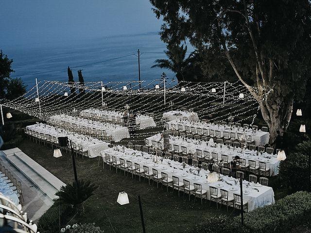 Il matrimonio di Rosario e Marika a Taormina, Messina 39