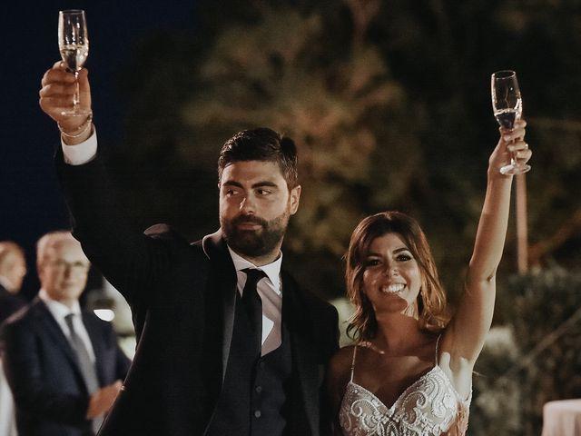 Il matrimonio di Rosario e Marika a Taormina, Messina 41