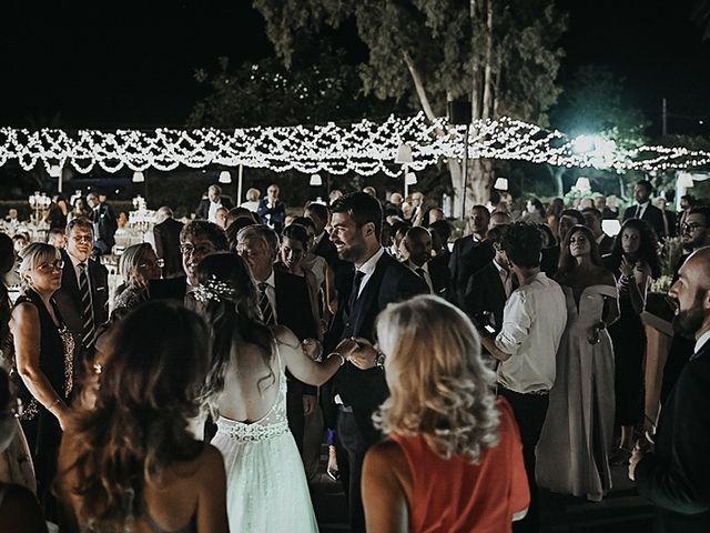 Il matrimonio di Rosario e Marika a Taormina, Messina 43