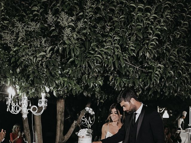 Il matrimonio di Rosario e Marika a Taormina, Messina 44