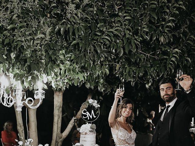 Il matrimonio di Rosario e Marika a Taormina, Messina 45