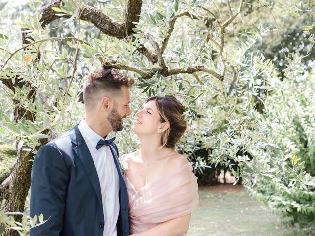 Le nozze di Silvia e Damiano