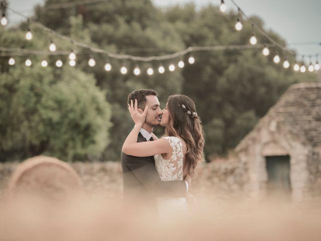 Le nozze di Antonio e Claudia
