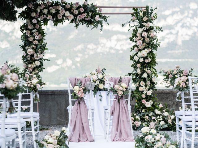 Il matrimonio di Riaan e Elena a Oliveto Lario, Lecco 20