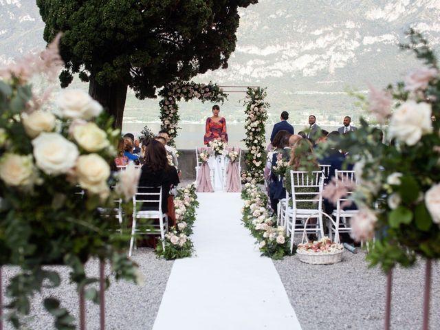 Il matrimonio di Riaan e Elena a Oliveto Lario, Lecco 21