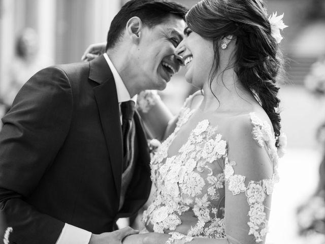 Il matrimonio di Riaan e Elena a Oliveto Lario, Lecco 26