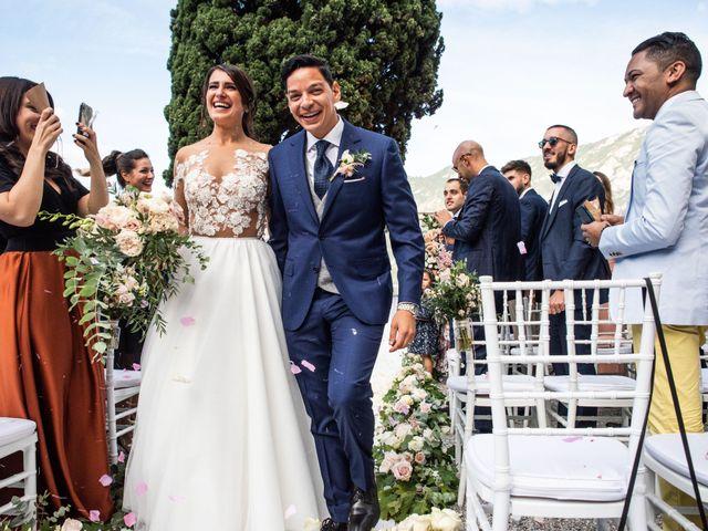 Il matrimonio di Riaan e Elena a Oliveto Lario, Lecco 29