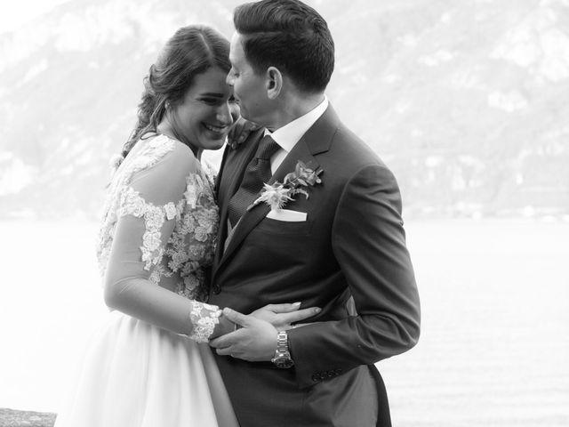 Il matrimonio di Riaan e Elena a Oliveto Lario, Lecco 31